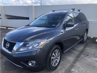 Nissan, Pathfinder 2013, Frontier Puerto Rico