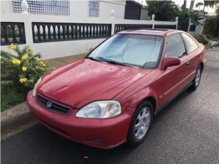 HONDA CIVIC SI COMO NUEVO! CON 55K MILLAS  , Honda Puerto Rico