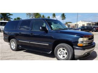Chevrolet Puerto Rico Chevrolet, Suburban 2005