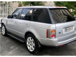 LandRover Puerto Rico LandRover, Range Rover 2004