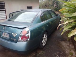 Nissan, Altima 2003, Frontier Puerto Rico