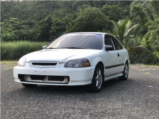 Honda Puerto Rico Honda, Civic 1998