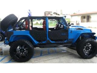 Monster Jeep  , Jeep Puerto Rico