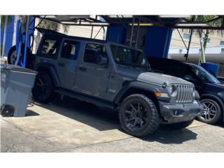 JEEP WRANGLER 2020  **UNLIMITED 4X4** , Jeep Puerto Rico