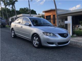 Mazda, Mazda 3 2004  Puerto Rico