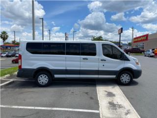 Ford Puerto Rico Ford, Transit Passenger Van 2015
