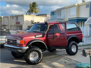 Ford Puerto Rico Ford, Bronco 1989