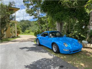 Porsche, Porsche 911 1976, Macan Puerto Rico