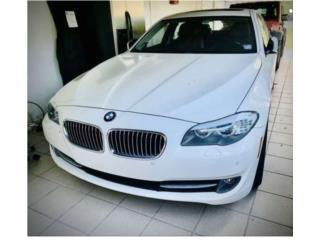 BMW Puerto Rico BMW, BMW 528 2011
