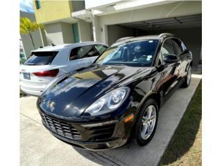 Porsche, Macan 2017, Macan Puerto Rico