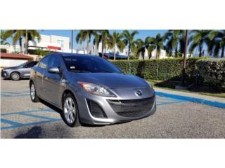 Mazda Puerto Rico Mazda, Mazda 3 2011