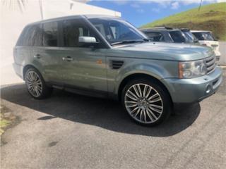 LandRover, Range Rover 2006  Puerto Rico