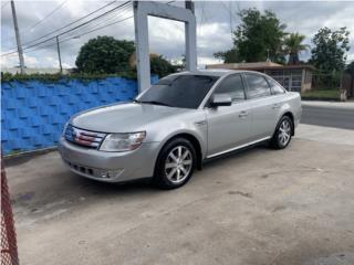 Ford Puerto Rico Ford, Taurus 2008