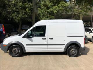Ford Puerto Rico Ford, Transit Cargo Van 2013