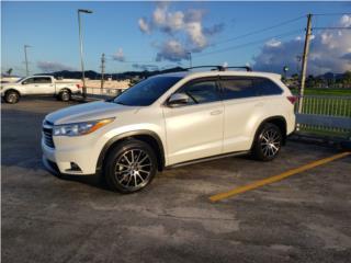 Toyota Puerto Rico Toyota, Highlander 2015