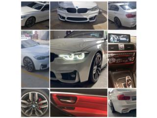 230 xdrive CONV/BLANCO Y ROJO/PAGO DESDE $556 , BMW Puerto Rico