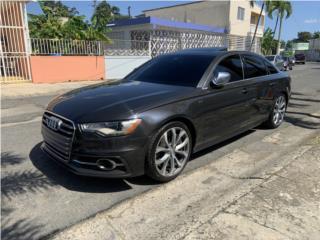 Audi Puerto Rico Audi, Audi S6 2013