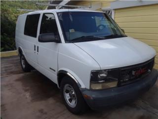 GMC, Safari 2001, Yukon Puerto Rico