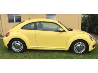 Volkswagen Puerto Rico Volkswagen, Beetle 2015