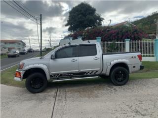 NISSAN TITAN PRO4X , Nissan Puerto Rico