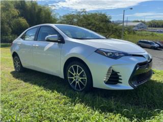 Variedad de Corolla En Precio Especial , Toyota Puerto Rico