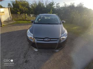 Ford Focus SE Poco Millaje , Ford Puerto Rico