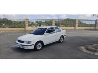 Toyota, Tercel 1998  Puerto Rico