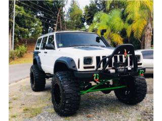 Jeep Puerto Rico Jeep, Cherokee 2000