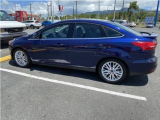 Ford Puerto Rico Ford, Focus 2017