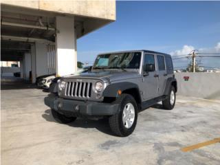 JEEP WRANGLER 2016 , Jeep Puerto Rico