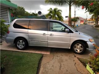 Honda, Odyssey 2001  Puerto Rico