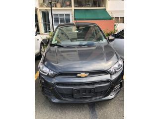 Chevrolet, Spark 2017, Corvette Puerto Rico