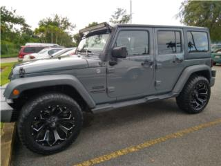 Jeep Wrangler Unlimited 2018 , Jeep Puerto Rico