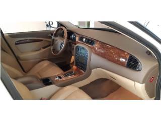 Jaguar Puerto Rico Jaguar, Jaguar S-Type 2005