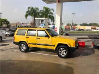 Jeep Puerto Rico Jeep, Cherokee 2001