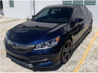 Honda, Accord 2017  Puerto Rico