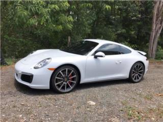 Porsche, Porsche 911 2017  Puerto Rico
