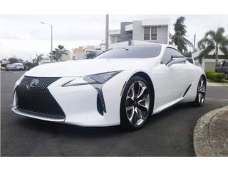 Lexus, Lexus LC 2018  Puerto Rico
