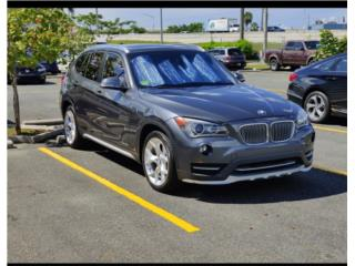 BMW, BMW X1 2015, BMW X1 Puerto Rico