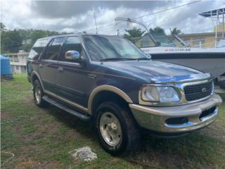 Ford Puerto Rico Ford, Expedition 1998