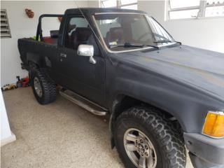 Toyota, 4Runner 1988, Yaris Puerto Rico