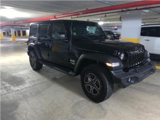 Jeep Wrangler Sahara 2019 , Jeep Puerto Rico