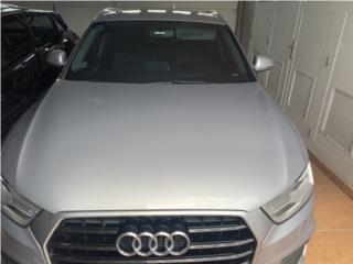 Audi, Audi Q3 2016  Puerto Rico