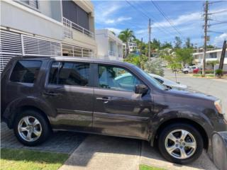 Honda, Pilot 2012, Civic Puerto Rico