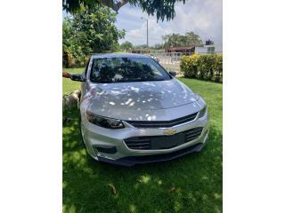 Chevrolet Puerto Rico Chevrolet, Malibu 2016