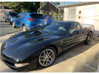 Chevrolet Puerto Rico Chevrolet, Corvette 2000