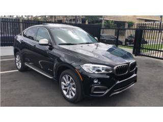 2015 X6 , BMW Puerto Rico