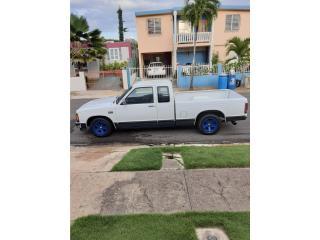 Chevrolet Puerto Rico Chevrolet, Chevrolet S10 Pickup 1986