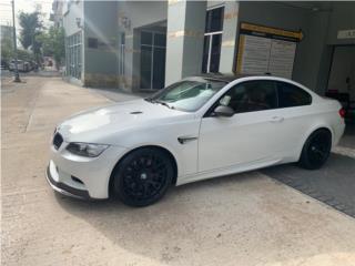 BMW, BMW M-3 2011  Puerto Rico