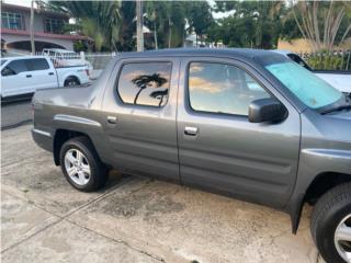 Honda, Ridgeline 2012, LandRover Puerto Rico
